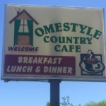 Homestyle Country Cafe