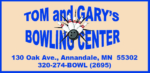 Tom 'N' Gary's Bowling Center